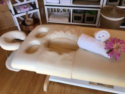 massagetafel zwanger